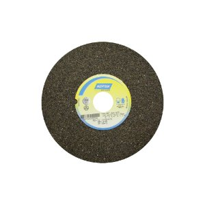Rebolo Uso Geral Desbaste de Metal Óxido de Alumínio Marrom Reto 203,20 x 19 x 31,75 mm A24RVS Caixa com 3