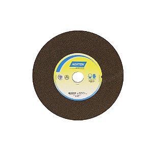 Rebolo Uso Geral Desbaste de Metal Óxido de Alumínio Marrom Reto 304,80 x 38,10 x 38,10 mm A46OVS Caixa com 1