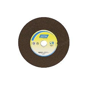 Rebolo Uso Geral Desbaste de Metal Óxido de Alumínio Marrom Reto 304,80 x 38,10 x 38,10 mm A60NVS Caixa com 1