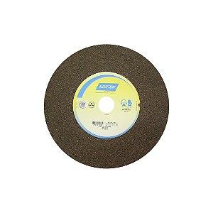 Caixa com 1 Rebolo Uso Geral Desbaste de Metal Óxido de Alumínio Marrom Reto 304,80 x 50,80 x 38,10 mm A46OVS