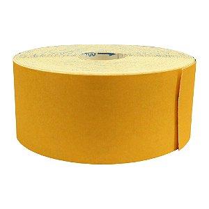 Pacote com 1 Rolo de Lixa Adalox Papel G125 Grão 100 Rolo 120 x 100 m