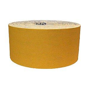 Rolo de Lixa Adalox Papel G125 Grão 150 Rolo 120 x 100 m Pacote com 1