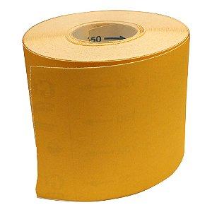 Rolo de Lixa Adalox Papel G125 Grão 150 Rolo 150 x 45 m Pacote com 1