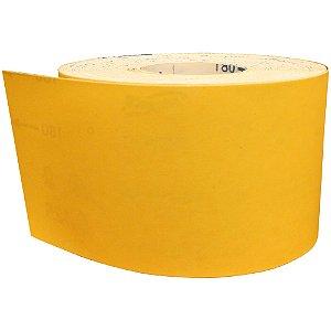 Caixa com 2 Rolo de Lixa Adalox Papel G125 Grão 180 Rolo 120 x 45 m