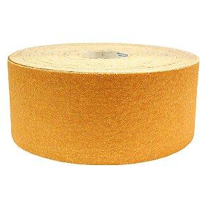 Pacote com 1 Rolo de Lixa Adalox Papel G125 Grão 40 Rolo 150 x 45 m