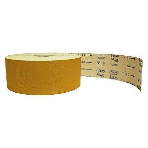 Pacote com 1 Rolo de Lixa Adalox Papel G125 Grão 80 Rolo 120 x 100 m