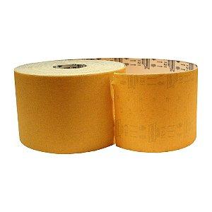 Pacote com 1 Rolo de Lixa Adalox Papel G125 Grão 80 Rolo 150 x 45 m
