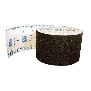 Rolo de Lixa Durite Assoalho S411 Grão 36 200 x 45 m Pacote com 1