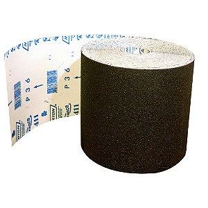 Pacote com 1 Rolo de Lixa Durite Assoalho S411 Grão 36 305 x 45 m
