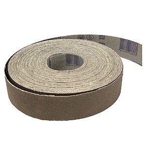 Caixa com 5 Rolo de Lixa Ferro/Metal Advance K246 Grão 80 50 x 45 m