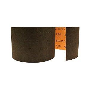 Rolo de Lixa Metalite R242 Grão 120 150 x 45 m Caixa com 4