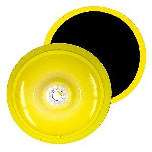 Caixa com 6 Suporte com Velcro para Boina Mono Face Rosca 5/8