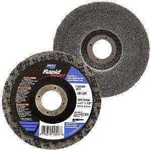 Disco de Acabamento Rapid Blend Nex-2SF Cinza 115 x 22 mm