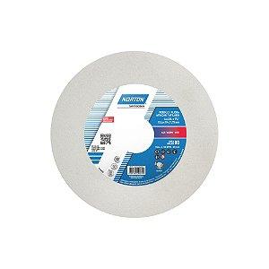 Rebolo Afiação e Retíficação Óxido de Alumínio Branco Reto 152,4 x 19,0 x 31,75 mm ART FE 38A80K