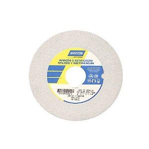 Rebolo Afiação e Retíficação Óxido de Alumínio Branco Reto 152,4 x 25,4 x 31,75 mm ART FE 38A46K