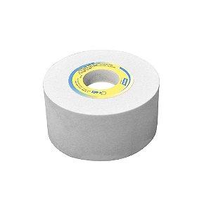 Rebolo Afiação e Retíficação Óxido de Alumínio Branco Copo Reto 101,6 x 50,8 x 31,75 mm ACR FE 38A100K