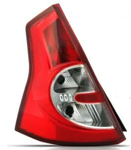 Lanterna Traseira Sandero 2007/2008/2009/2010/2011 Lado Esquerdo Importado