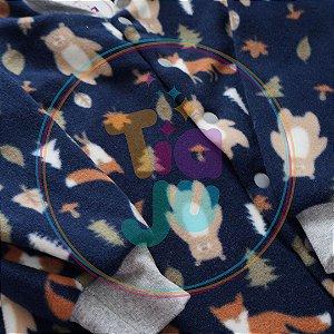 Pijama infantil floresta