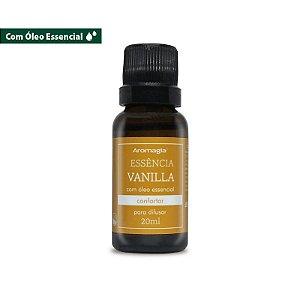 Essência Pura Aromagia de VANILLA - WNF - 20ml