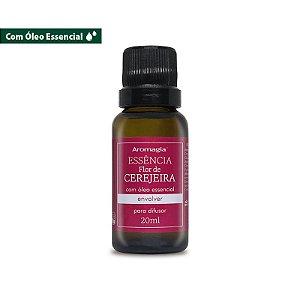 Essência Pura Aromagia de FLOR DE CEREJEIRA - WNF - 20ml