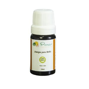 Sinergia BEBÊS - Pomar Aromaterapia - 10ml