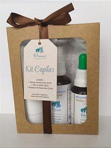 Kit Capilar - Pomar Aromaterapia