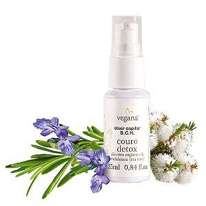 Elixir Capilar B.C.H. Couro Detox - Vegana WNF - 25ml