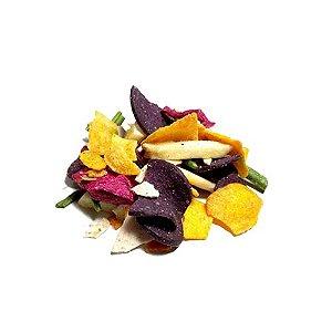 Chips de Vegetais Granel - 100g