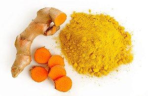 Açafrão Puro (Cúrcuma) a granel - 100 gr