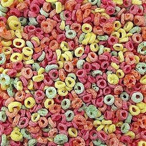 Sucrilhos Fruit Rings Granel - 100 gr