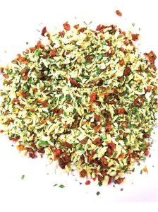 Chimichurri com pimenta  100grs
