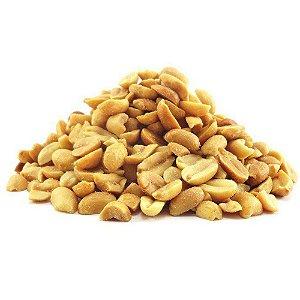 Amendoim Torrado Sem Pele e Salgado Granel - 100g