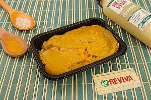 Escondidinho Funcional de Grão Bico e Purê Mandioquinha (Vegano)