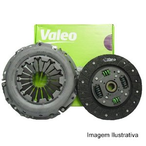 KIT EMBREAGEM DUCATO 2.8 (02/05) / 2.3 (10/17) VALEO