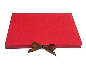 Caixa box Vermelha 20x25_Slim