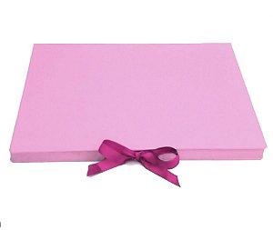 Caixa box 20x25 rosa_Slim