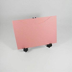 Envelope  Rosa chá Linha Color Mod.EN1500 - 15,5x21cm