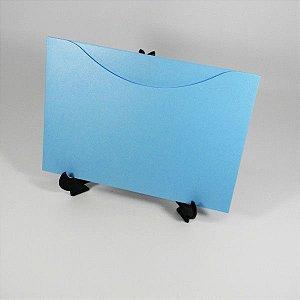 Envelope  Linha Metalizado Azul Claro  Mod.EN1500 - 15,5x21cm