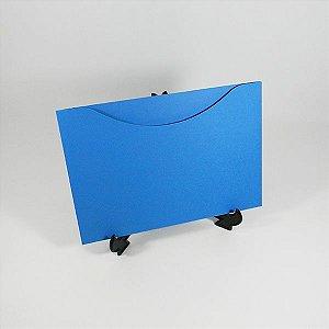 Envelope Azul Turquesa Linha Color Mod.EN1500 - 15,5x21cm