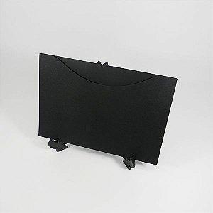 Envelope Preto Linha Color Mod.EN1500 - 15,5x21cm