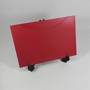 Envelope  Linha Metalizado Vermelho Mod.EN1500 - 15,5x21cm