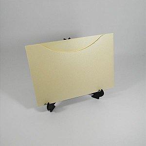 Envelope  Linha Metalizado Champanhe Mod.EN1500 - 15,5x21cm