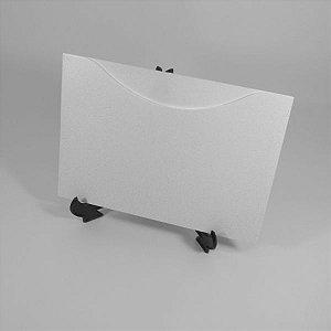 Envelope  Linha Metalizado Branco Mod.EN1500 - 15,5x21cm