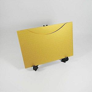 Envelope  Linha Metalizado Dourado Mod.EN1500 - 15,5x21cm