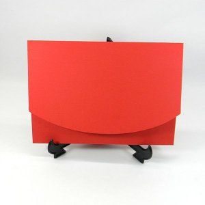 Envelope Vermelho vivo (toquio) Linha Color Mod.EN1700- 15x21cm