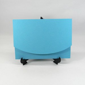 Envelope Azul Tiffany (bahamas) Linha Color Mod.EN1700 - 15x21cm