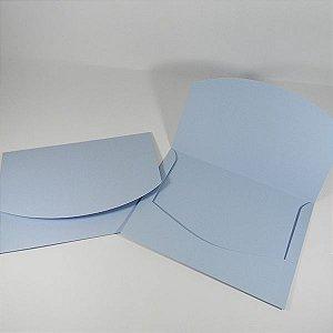 Envelope Azul Baby (Santorine) Linha Color Mod.EN1700 - 15x21cm