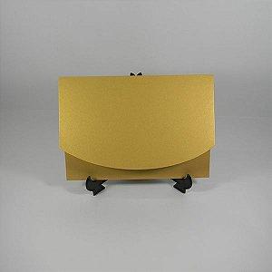 Envelope  Linha Metalizado Dourado Mod.EN1700 - 15x21cm