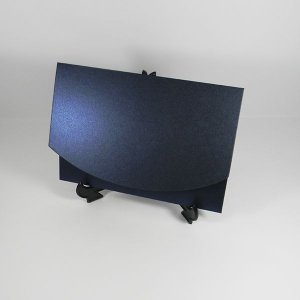 Envelope  Linha Metalizado Azul Escuro Mod.EN1700 - 15x21cm
