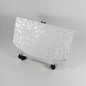 Envelope Branco com estampa perola 01 Mod.EN1700 - 15x21cm